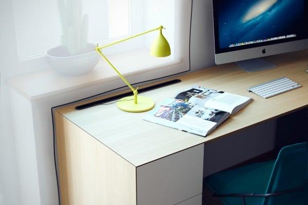Lampe design chambre ado
