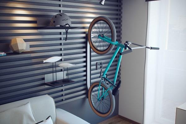Vélo chambre ado