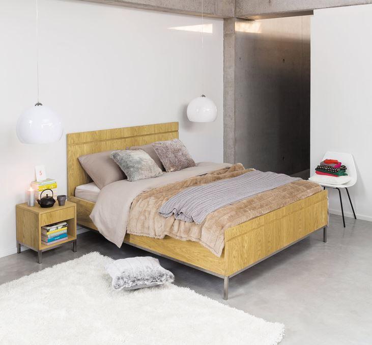 une chambre d inspiration contemporaine chez maison du monde. Black Bedroom Furniture Sets. Home Design Ideas