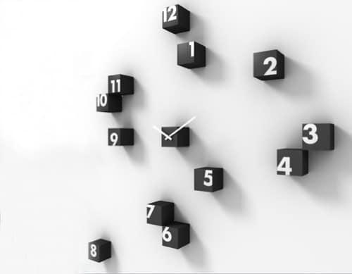 L'horloge Round Time Wall par RND Lab