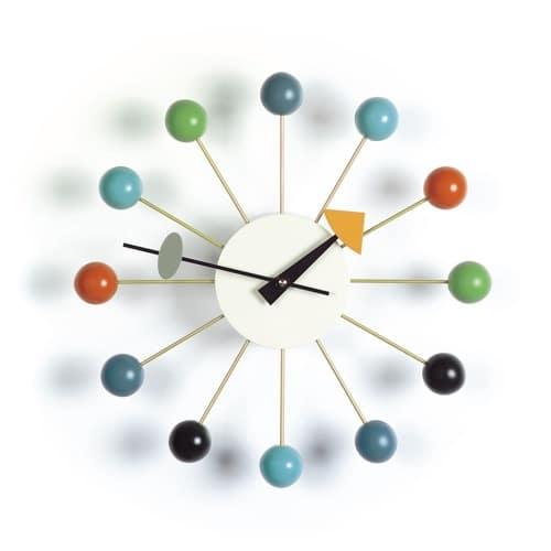 L'horloge George Nelson Ball