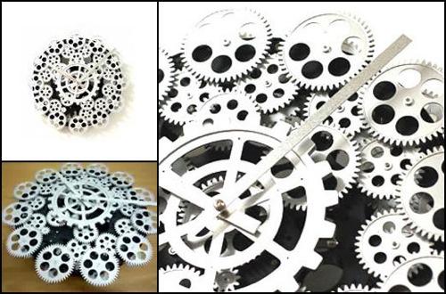 L'horloge Gear par Homeloo