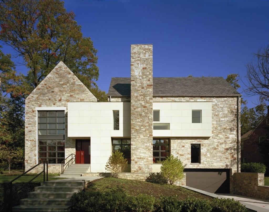 Maison Maryland architecte