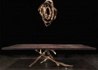 Table Grolier de chez Hudson Furniture 1