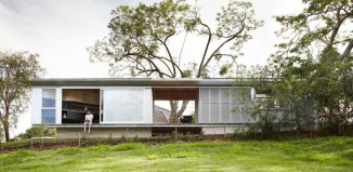 La maison Keperra en Australie