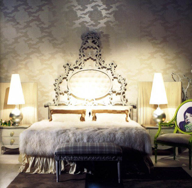 D co chambre baroque - Chambre a coucher style baroque ...