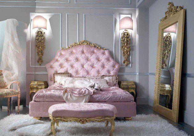 comment d corer une chambre dans un style baroque 4 conseils d co. Black Bedroom Furniture Sets. Home Design Ideas