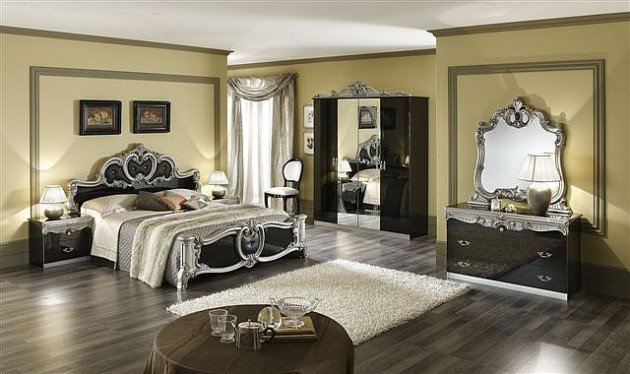 41 id es d co de chambre baroque entre luxe et glamour