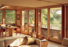 Les fenêtre en bois sur mesure