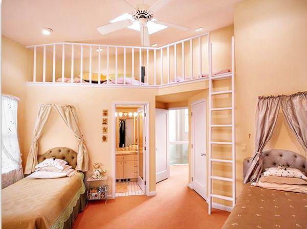 chambre ado fille 40 id es d co qui vont vous faire craquer. Black Bedroom Furniture Sets. Home Design Ideas