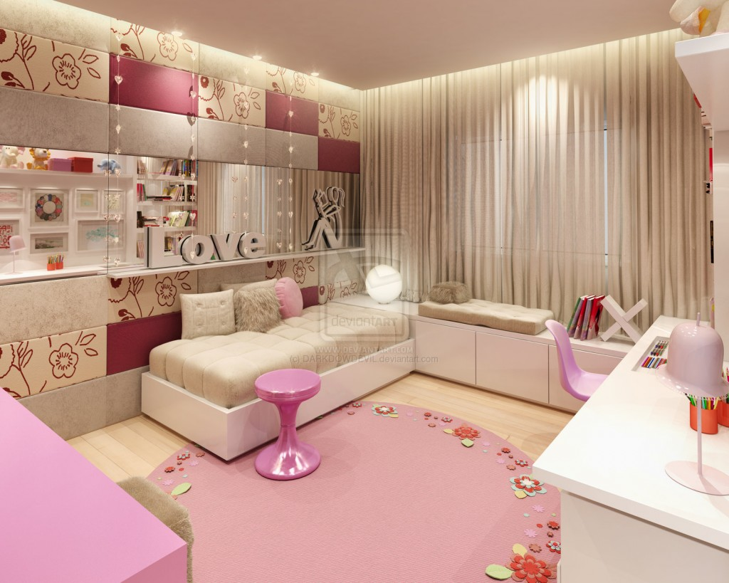 Chambre Fille But : Teenage Girls Room