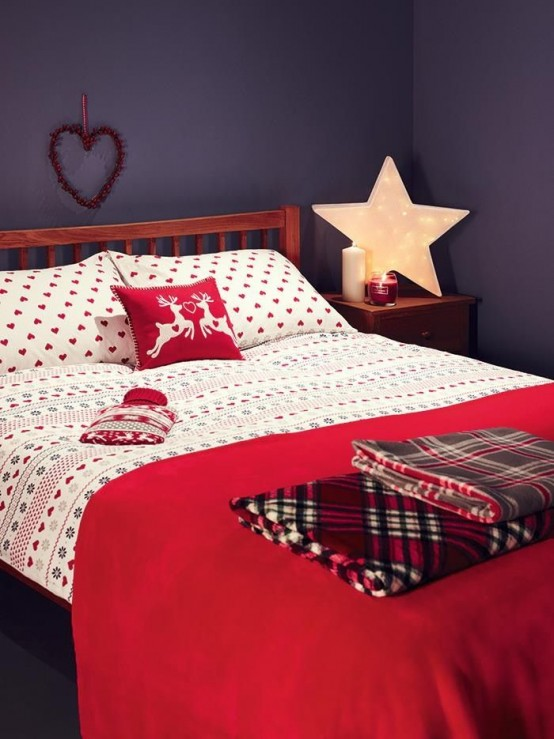 Petite Chambre Fille Ado : ideedecorationchambrenoel11