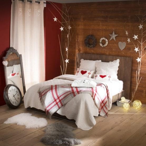 Petite Chambre Fille Ado : ideedecorationchambrenoel14