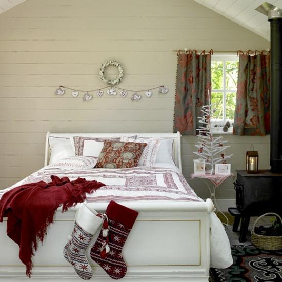Petite Chambre Fille Ado : ideedecorationchambrenoel18