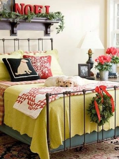 Petite Chambre Fille Ado : ideedecorationchambrenoel19