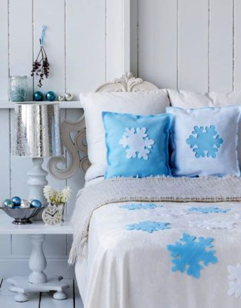 Petite Chambre Fille Ado : ideedecorationchambrenoel2