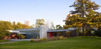 Maison Grunsfeld aux USA