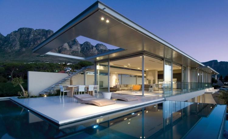 Villa Crescent par Soata