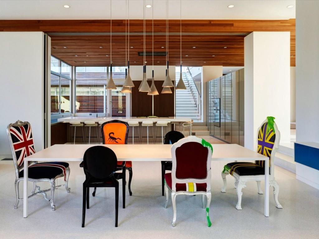 Etats unis la maison shaker heights par dimit architects - La maison ah au bresil par le studio guilherme torres ...