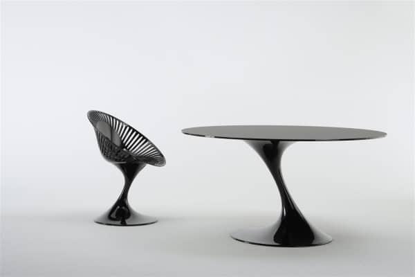 La table atatlas par marcello ziliani moderne house - Ne jetez plus vos clic clacs changez leurs housses ...