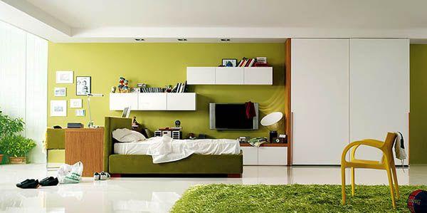Comment choisir les couleurs d'une chambre d'adolescent ?