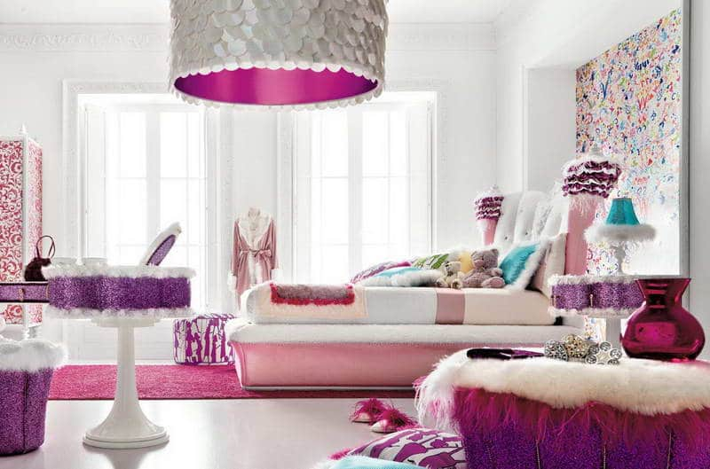 quelle est la meilleure couleur pour une chambre d 39 adolescent. Black Bedroom Furniture Sets. Home Design Ideas
