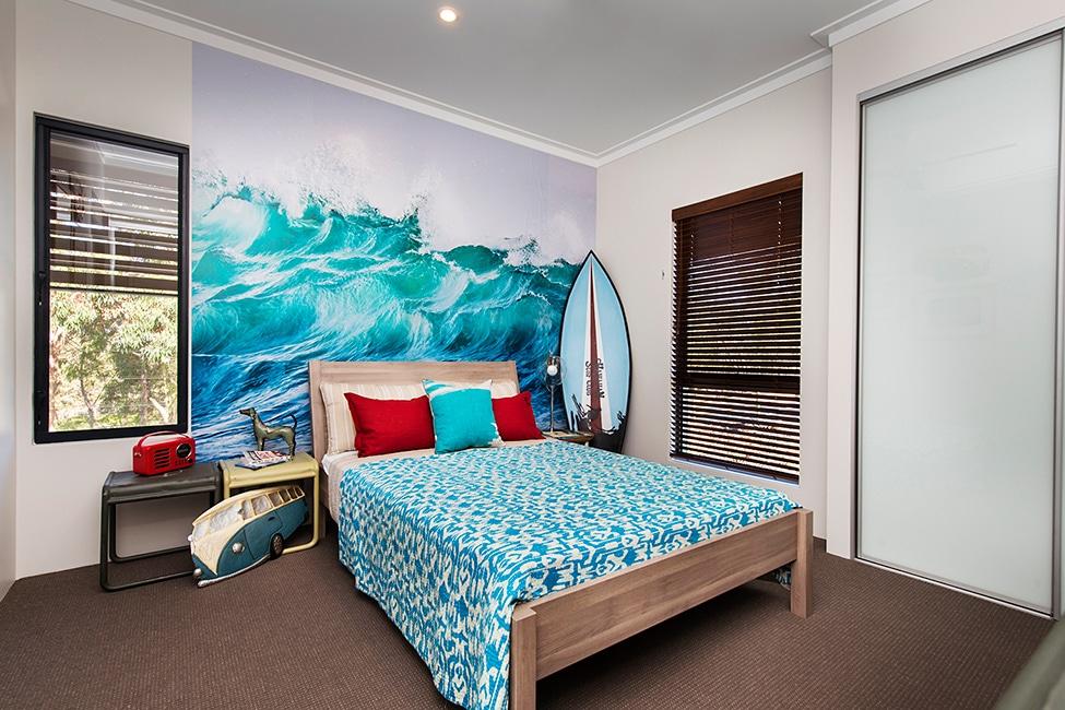 4 astuces de d coration pour la chambre de votre enfant moderne house 1001 photos. Black Bedroom Furniture Sets. Home Design Ideas