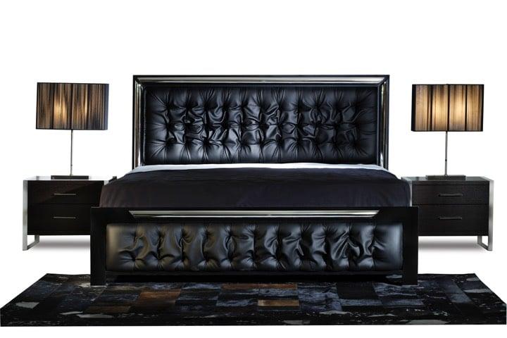 41 id es d co de chambre baroque entre luxe et glamour for Chambre baroque noir et blanc