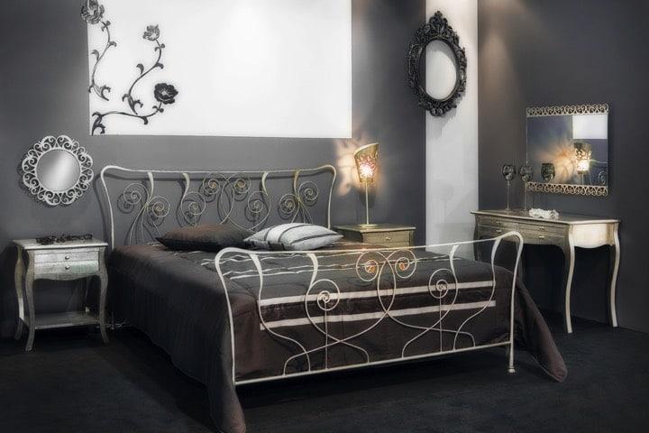 16 id es d co de chambre baroque entre luxe et glamour. Black Bedroom Furniture Sets. Home Design Ideas