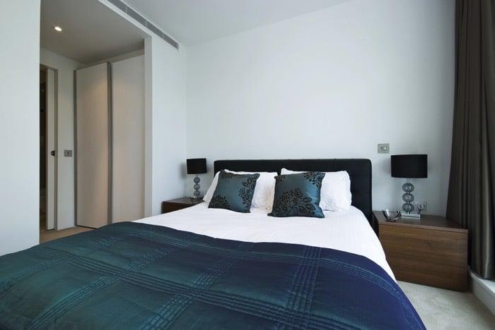 Chambre marron turquoise chambre marron chocolat et bleu for Chambre bleu turquoise et marron