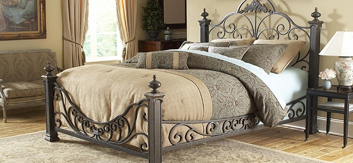 Decoration Chambre Baroque Moderne  Baroque Bed