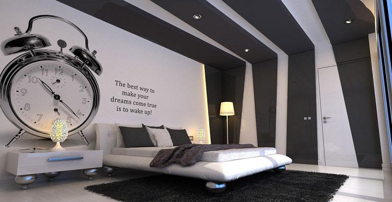 Id es d co chambre moderne photos de chambre - Facons de rendre sa chambre plus cool ...