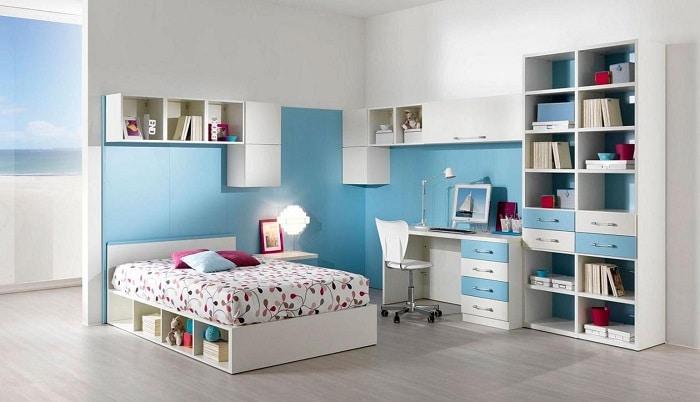 4 conseils pour bien personnaliser une chambre d 39 ado fille - Chambre bien decoree ...