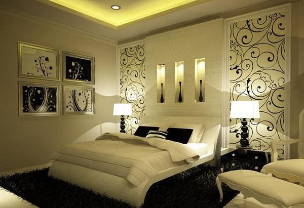 16 chambres d cor es dans un style romantique for Chambre romantique 13