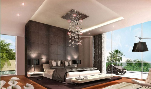 16 chambres d cor es dans un style romantique. Black Bedroom Furniture Sets. Home Design Ideas