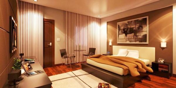 Schlafzimmer Lampe Romantisch : Une chambre désordonnée serait tout ...