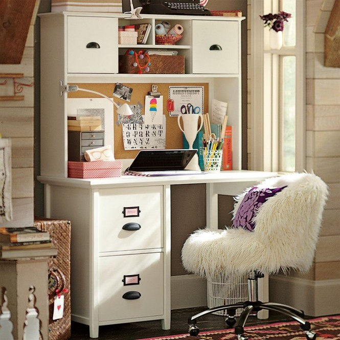 des id es de bureau pour tous les adolescents gar on et fille. Black Bedroom Furniture Sets. Home Design Ideas
