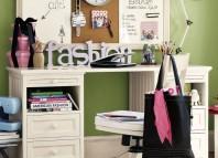 Idée de bureau pour les adolescents