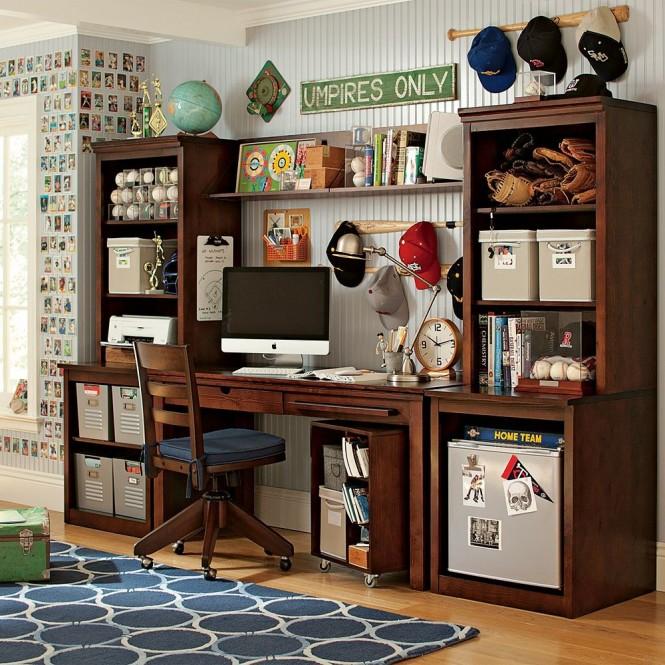 Stunning Bureau Garcon Industriel Contemporary - Ridgewayng.com ...