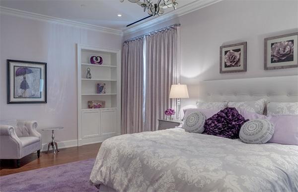 chambre contemporaine classique