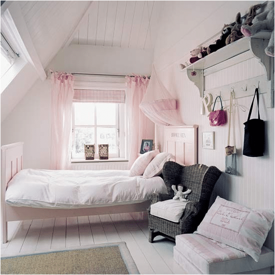 Beautiful Chambre Vintage Fille Pictures - House Design ...