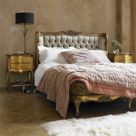 tendance d co le retour du style baroque. Black Bedroom Furniture Sets. Home Design Ideas