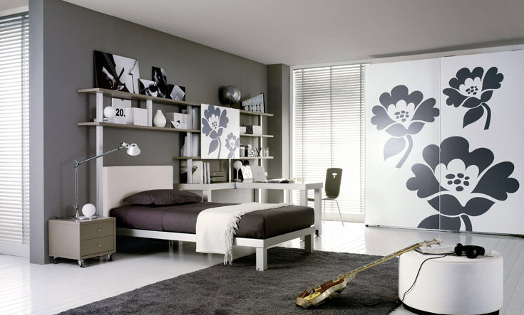 comment transformer la chambre de votre enfant en chambre d 39 ado. Black Bedroom Furniture Sets. Home Design Ideas