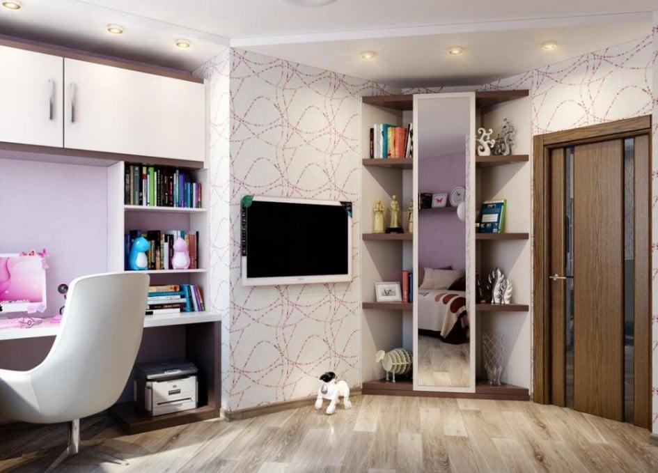 Comment transformer la chambre de votre enfant en chambre - Idees chambre designmodeles surprenants envoutants ...