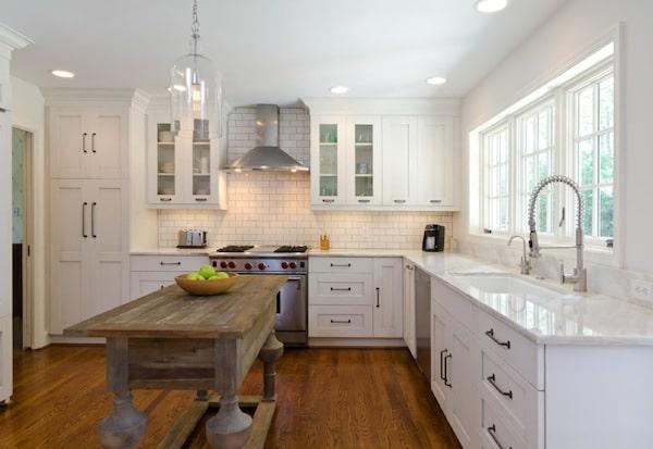 l'éclairage sous les meubles de cuisine : entre style et ... - Luminaire Meuble Cuisine