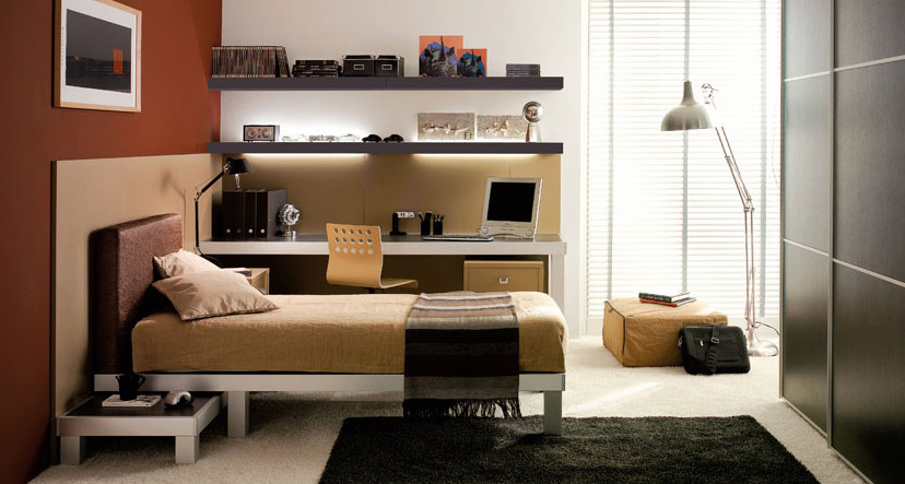 Chambre ados stylish nike rt 60 s dcorations maisons - Relooking chambre ado fille ...