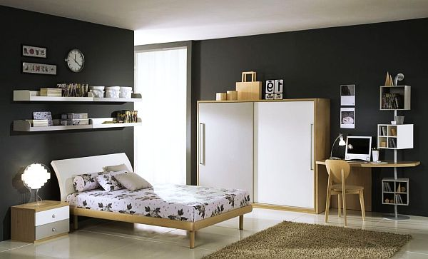 id e de chambre ado gar on 29 id es pour une super d co. Black Bedroom Furniture Sets. Home Design Ideas