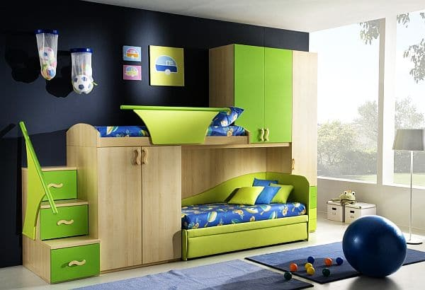 chambre ado gar on 30 id es aussi rares qu 39 incontournables. Black Bedroom Furniture Sets. Home Design Ideas