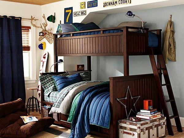 chambre d une fille de 16 ans id e de chambre ado garon - Photo Chambre Pour Adolecen De 16ans Bleu