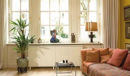 23 id es de bureau au style industriel moderne house - Comment chauffer son interieur en restant design ...